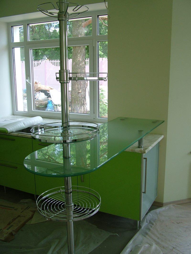 Фото террас к кухне подстричь